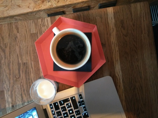 chriskja coffee digitalnomad